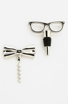 Kate Spade corkscrew and bottlestopper