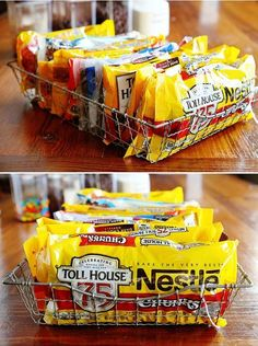 31 Amazing Space Saving Kitchen Hacks Are looking for ways to save space in your kitchen? Check out these awesome kitchen hacks that will help you make the most of your small kitchen. Baking Organization, Kitchen Organization Pantry, Pantry Storage, Pantry Ideas, Organization Ideas, Organizing Tips, Storage Ideas, Storage Solutions, Organized Kitchen