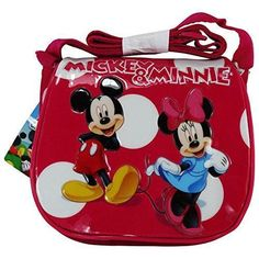 Comprar Ofertas de Disney Minnie y Mickey Luna Bolso al Hombro e4700f3fb93