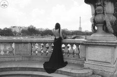 Paris photoshoot - Couture Ness new collection - Elise Gartner Photography