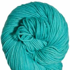 Madelinetosh Tosh Vintage Yarn - Button Jar Blue