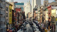 New York Street Wallpapers Phone