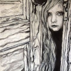 Products by Anita Csernak (Kolormagic) Portraits, Doors, Drawings, Sketches, Painting, Products, Art, Slab Doors, Art Background