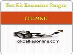 Test kit keamanan pangan chemkit by Syamsul Reza via slideshare