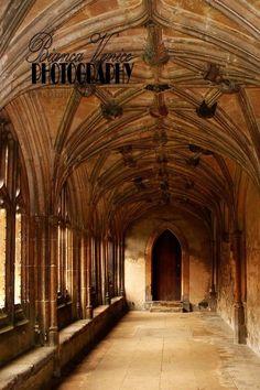 Hogwarts Hallway by BiancaVenice on Etsy!