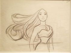 """Ronnie del Carmen on Twitter: """"Glen Keane. The iconic pose, production animation drawing from Pocahontas (1995) #Animation #Disney https://t.co/wU9oGFxjLF"""""""