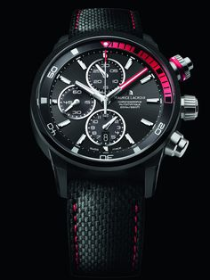 MAURICE LACROIX Pontos S Extreme watch by Maurice Lacroix www.presentwatch.com