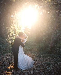 Bride & Groom //  Photo: Braedon Flynn Photography // Feature: The Knot