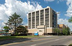 Trumbull Memorial Hospital, East Market Street, Warren, Ohio where I was born