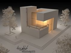What do you think? Some amazing architectural concepts by Kosai A – homeideasblo… What do you think? Some amazing architectural concepts by Kosai A – homeideasblo… – – Concept Models Architecture, Brick Architecture, Cultural Architecture, Education Architecture, Unique Architecture, Residential Architecture, Architecture Collage, Casa Retro, House Front Design