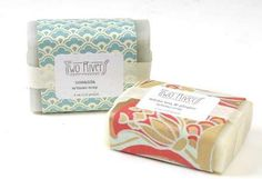 Two Rivers handmade oceania soap, white tea and ginger soap, $4.95 each, Domestica.  Juice Gift Guide 2011