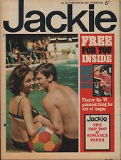 Jackie Magazine 11 February 1967 Issue No.162   John Phillip Law  The Easybeats