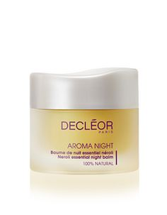 This Decleor facial night balm is exquisite. A balm is not something I had considered using before. But after using a trial sample, I was instantly hooked. It contains Essential Oils and Resinoïdes of Basil, Camomile, Néroli and Tonka Bean, Plant Oils and Waxes of Avocado and Hazelnuts. A little goes a long way, softening the skin overnight, you wake up in the morning with smooth, hydrated, silky skin. The delicate aroma seems to aid sleep too, very relaxing. Excellent for mature or dry…
