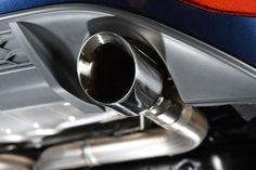 Polished GT100 trim