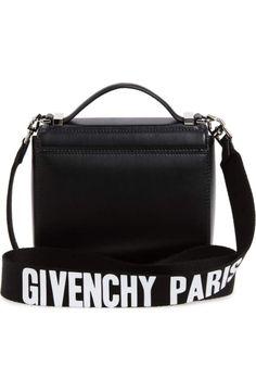 ed2daed634 Givenchy Mini Pandora Box Leather Shoulder Bag