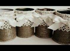 These would be pretty with rounded baby's breath.