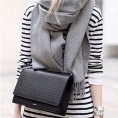 Anine Bing bag, minimal + chic
