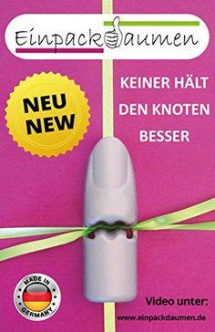 http://ift.tt/1QAWp7F Einpackdaumen  Geschenke verpacken und Schleifen binden leicht gemacht @best Price Incococ#