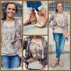 Klærne finner du her: www.gozip.no #goziplillestrom #gozip #mote #fashion #klær #nyheter #news #lillestrom #norge #norway #sko #shoes #vesker #bags #kjoler #dresses #bukser #pants #mapp #cream_dkcompany #bibbanorge #spicyvanilla #angelsneverdie #stylesnobcph #KoKoNorway_fashion #agenciesturquoise #dizsmykker #soliver #mustang #pleasejeansnorge Capri Pants, Fashion, Moda, Capri Trousers, Fashion Styles, Fashion Illustrations