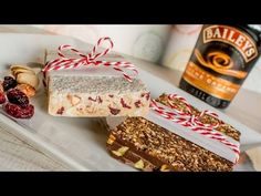 Turrón de chocolate y Baileys | Quiero Cupcakes! - YouTube