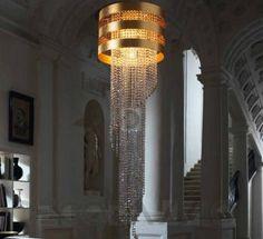 #lighting #celling_lamp #cellinglamp #interior #design #interiordesign  Светильник  потолочный подвесной Euroluce Dafne, DS5_150GFd