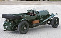 1925 Bentley 4 1/2 litre Le Mans tourer