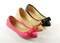 Fashion Women's Flat Shoes With Bows and Checked Design (ROSE,40) | Sammydress.com