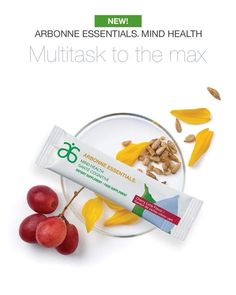 New, Arbonne Mind Health - cognitive support for all of us multi taskers!