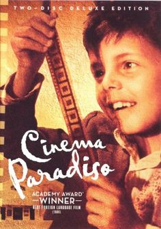 1989,,about a boy and his fascination to movie, nurture by the old cinema that forgotten in his town,,