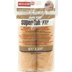 Wooster Jumbo-Koter Super/Fab FTP Knit Fabric Roller Cover