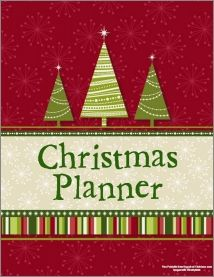 104 best christmas planners images on pinterest holiday planner