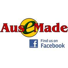AusEmade on Facebook  www.facebook.com/ausemade