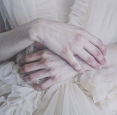 #pale #hands #white