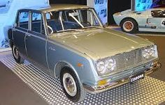 Toyota Corona 1600, 1967. One of the first Toyotas coming to Switzerland.