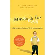 Heaven is For Real - A MUST read for everyone!!!  I absolutely loved this book...so incredible!