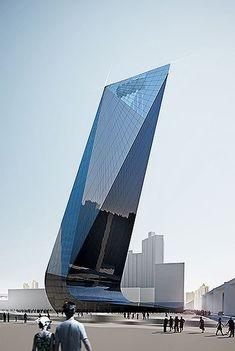 Futuristic Architect lovely art