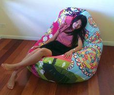 BurdaDeco Bean Bag Chair 8373 (No. 2)