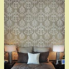 Ikat Samarkand from CuttingEdge.... see other Pin using this on the floor as an area rug!