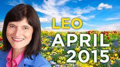 #Leo Astrology Forecast April 2015