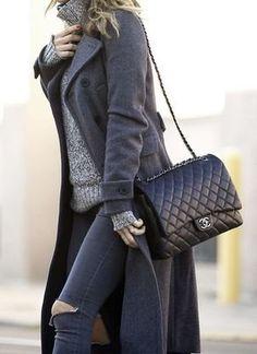 6696f88d9bfcb1 Die 22 besten Bilder von Chanel Jumbo flap bag | Chanel handbags ...