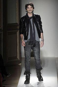Balmain Fall 2008 Ready-to-Wear Fashion Show - Christophe Decarnin