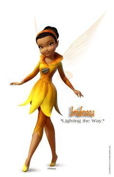 Disney Iridessa Fairy Wall Poster