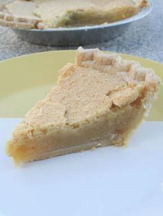 Brown Sugar Chess Pie Recipe