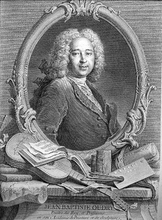 Jean-Baptiste Oudry (17 March 1686 – 30 April 1755) was a French Rococo painter, engraver, and tapestry designer. He is particularly well known for his naturalistic pictures of animals and his hunt pieces depicting game.
