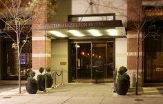 The Hazelton Hotel - Downtown Toronto Luxury Hotel in Yorkville