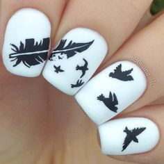 Pretty and Unique Nail Art Designs picture 5