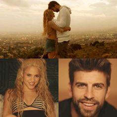 OMG!!! A Shakira liberou o clipe de seu novo single #MeEnamore, aquele que com participação do Piqué! O clipe tá lindo, com eles esfregando esse amor na nossa cara... Como lidar?! Hahaha Que CASALZÃO DA PO**A! ❤️ Acesse o hugogloss.com!