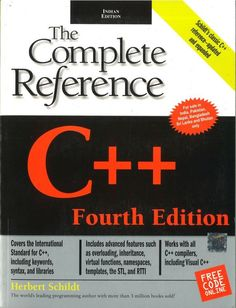 261e54cd0e Buy C++  The Complete Reference