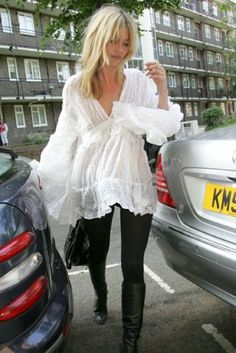 Kate Moss is a Fashion Goddess