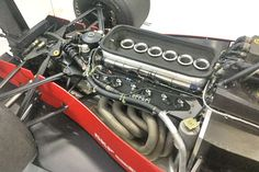 1989 Ferrari Tipo 639 Serial Number 106 - Engine from front left Ferrari F1, V12 Engine, Auto Engine, Gerhard Berger, Nigel Mansell, Fit Car, Indy Cars, Car Covers, Car And Driver